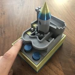 Descargar modelos 3D para imprimir Castle Run: Una Mini Aventura de Mármol, coolthingsbyjacob