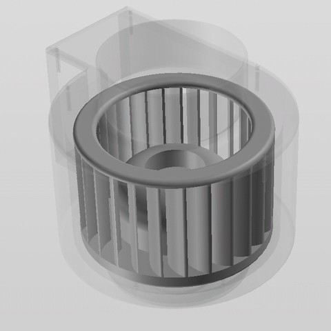 extractor turbina.jpg Download free STL file air extractor • 3D printer object, gabrielrf
