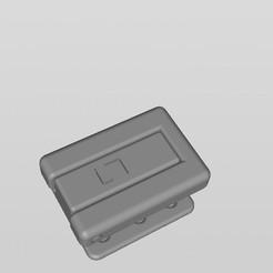 Free STL Double bolt system, gabrielrf