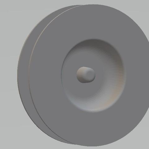 Objeto 3d polea para cuerda de persiana 2 gratis cults - Cuerda de persiana ...