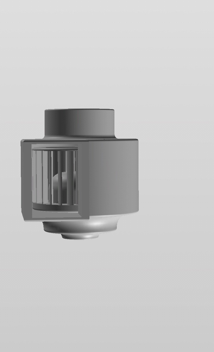 extractor 2.jpg Download free STL file air extractor • 3D printer object, gabrielrf