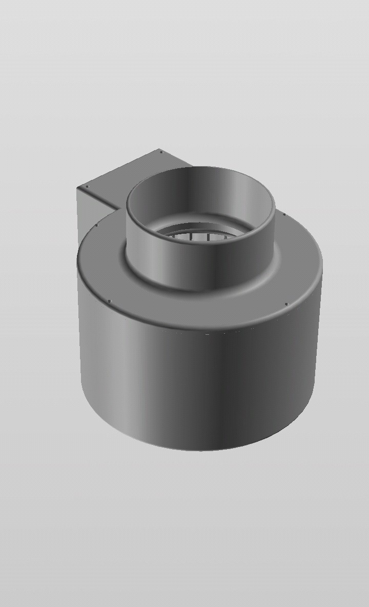 extractor completo.jpg Download free STL file air extractor • 3D printer object, gabrielrf