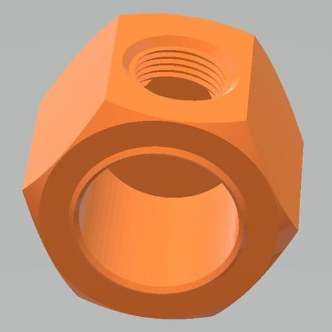 cascanueces.jpg Download free STL file nutcracker • Template to 3D print, gabrielrf