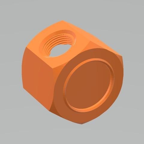 cascanueces2.jpg Download free STL file nutcracker • Template to 3D print, gabrielrf