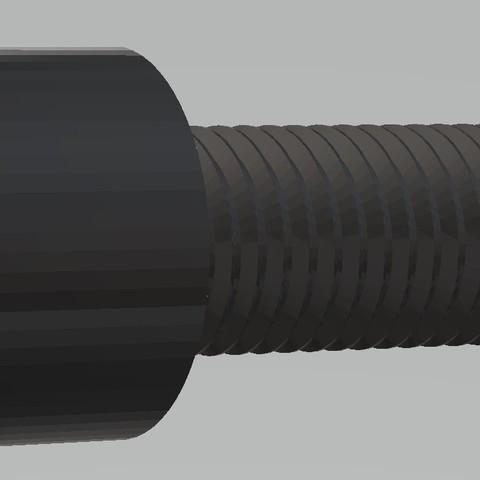 tornillo cascanueces.jpg Download free STL file nutcracker • Template to 3D print, gabrielrf