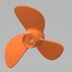 Objet 3D gratuit nautica prop direction, gabrielrf