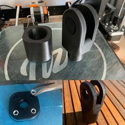 F06204B8-4F4F-4E33-B326-09BDAF147B0B.jpg Télécharger fichier STL gratuit Upgrade du pivot de la lampe articulée d'Heliox • Design pour imprimante 3D, Itzo