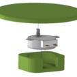 Télécharger modèle 3D gratuit Présentoir facile à imprimer et à monter soi-même, Itzo