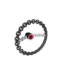 chain linked steering wheel.png Download STL file Chain linked steering wheel • 3D printable design, pathfinder646