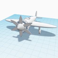 Fichier 3D AVION 1, devine