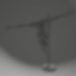 Download 3D printer model pole dance 1, 3D-XYZ