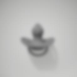 Download 3D printer model adult male pacifier clit, lamimortel