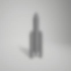 Ariane 5.stl Download STL file Ariadne 5 • 3D printing object, 3D-XYZ