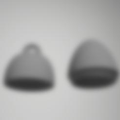 Descargar modelos 3D huevo secreto, 3d-3d-3d