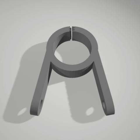 3D printer files hard nipple clamp, 3d-3d-3d