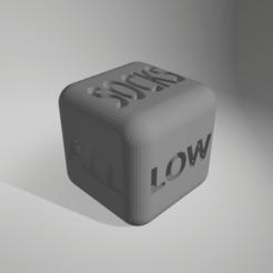 Download STL file dice clothing, 3d-3d-3d