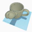 Descargar modelos 3D taza para pene, 3D-XYZ