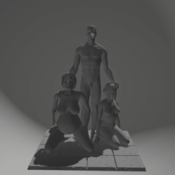 Download 3D model torture scene 18, 3d-3d-3d