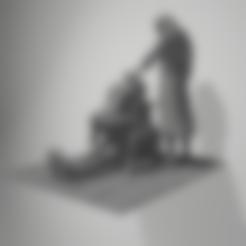 Download 3D printing templates torture scene 14, lamimortel