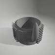 Impresiones 3D varita mágica extra gorro maso, 3d-3d-3d