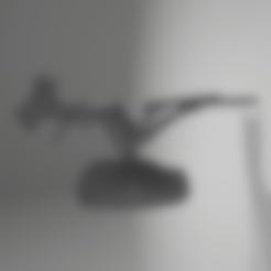 Télécharger fichier STL nude female diver, 3D-XYZ