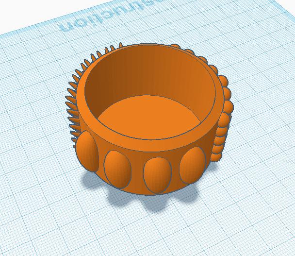 Sans titre.png Download STL file magic wand • 3D printer template, 3D-XYZ