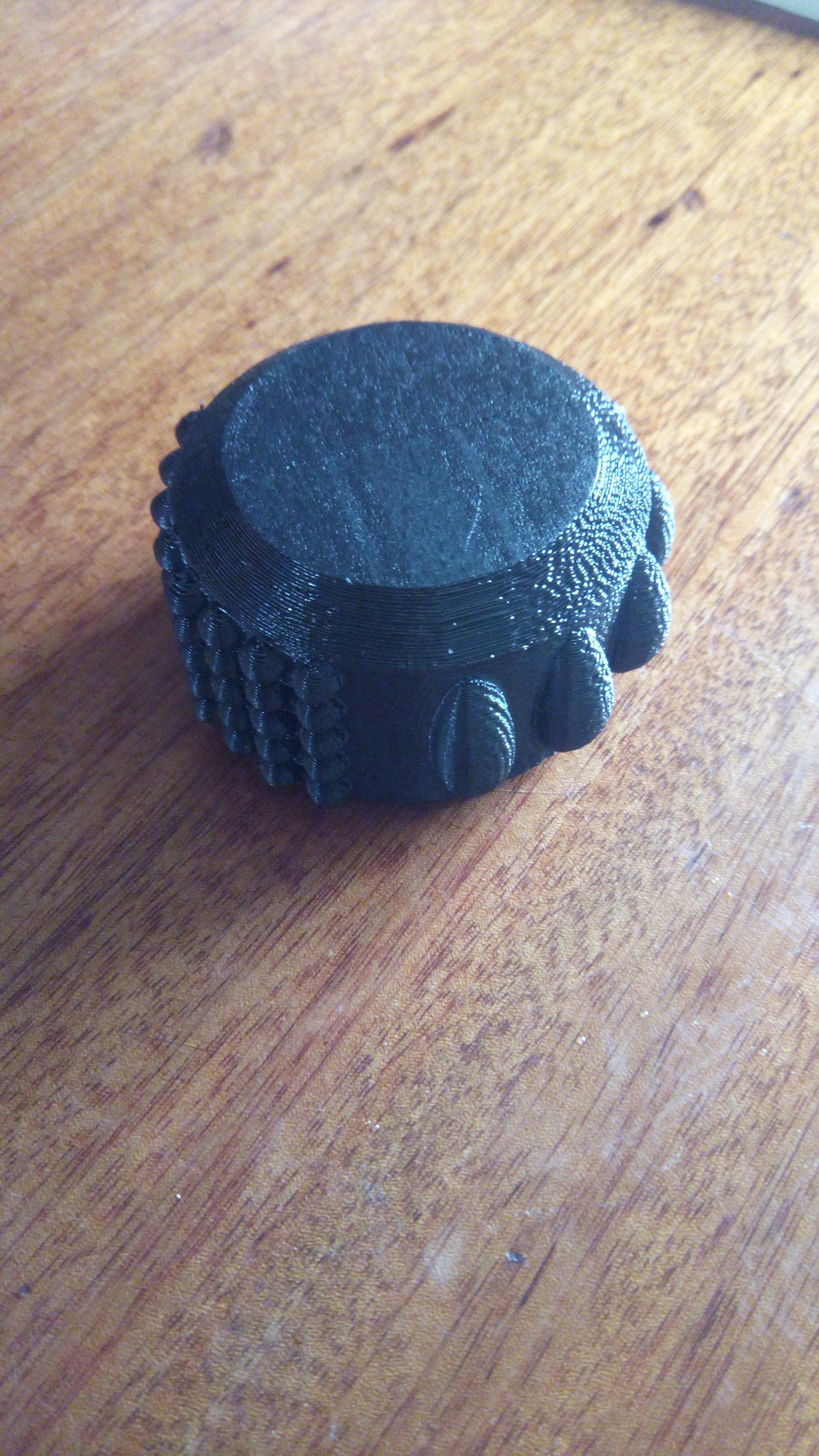 IMG_20180401_155723.jpg Download STL file magic wand • 3D printer template, 3D-XYZ
