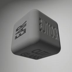 Download 3D printer designs dice adult, 3d-3d-3d