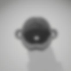 Modelos 3D embudo para labios bdsm, 3d-3d-3d