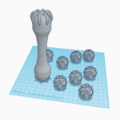 Modelos 3D vencejo torturador, 3d-3d-3d