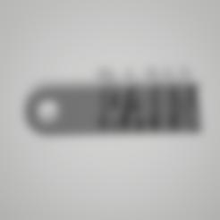 Impresiones 3D CADENA CLAVE, 3D-XYZ