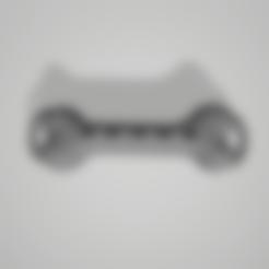 Download 3D model bone bdsm with hole, lamimortel