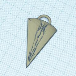 STL files pussy keychain, 3d-3d-3d