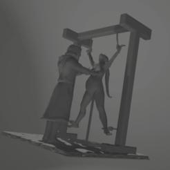 STL file torture scene 6, 3d-3d-3d