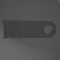 Sans titre2.png Télécharger fichier STL KEY CHAIN SI/NO • Design pour impression 3D, 3D-XYZ