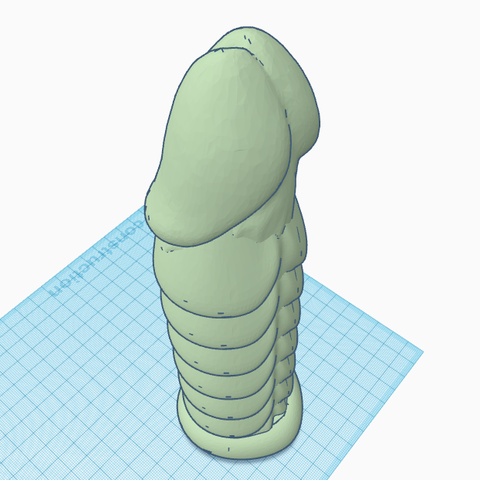 3D printer files alien dick, 3d-3d-3d