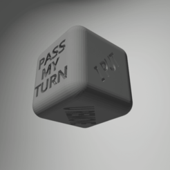 Download 3D printer templates dice action, 3d-3d-3d