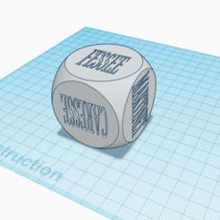 Fichier impression 3D DE BDSM, 3d-3d-3d