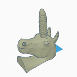 3D print files unicorn, 3d-3d-3d
