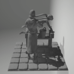 STL torture scene 7, 3d-3d-3d