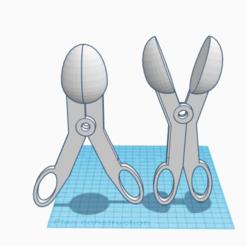Impresiones 3D coño abierto abierto abierto, 3d-3d-3d