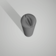 Sans titre.png Download STL file vagina hand • 3D printable template, 3D-XYZ