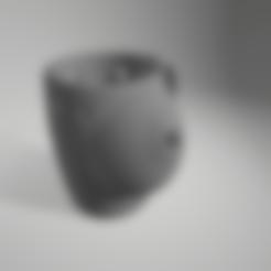 Descargar archivos STL taza de pecho, 3D-XYZ