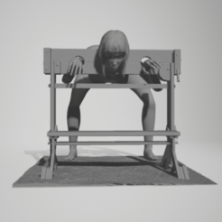 1.png Download STL file 6 rows PILLORY • 3D printing template, 3D-XYZ