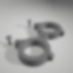 Modelos 3D para imprimir collar de tobillo fuerte, 3d-3d-3d