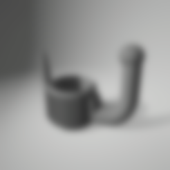 Download STL magic wand extra cap, 3d-3d-3d