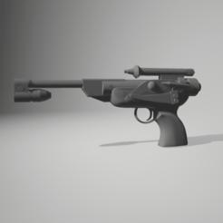 1.png Download STL file STAR WARS DL-18 Clone Pistol Cosplay • 3D printable design, 3D-XYZ