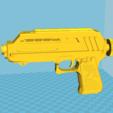 Download 3D printing files STAR WARS DC-17 Clone Pistol Cosplay, 3D-XYZ