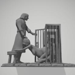3D printer files torture scene 10, 3d-3d-3d
