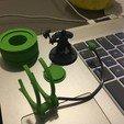 Download 3D printer designs miniature painting hand holder, Stenoxp